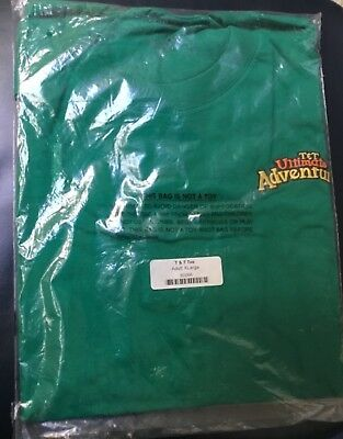 AWANA T&T Ultimate Adventure Green Adult XL (X-Large) T-shirt - New in Package