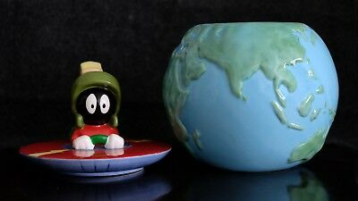 Authentic Marvin the Martian Looney Tunes Character Cookie Jar