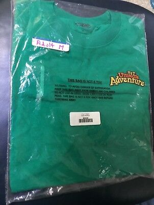 AWANA T&T Ultimate Adventure Green Adult M (Medium) T-shirt - New in Package
