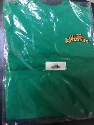 AWANA T&T Ultimate Adventure Green Youth S (Small) T-shirt - New in Package