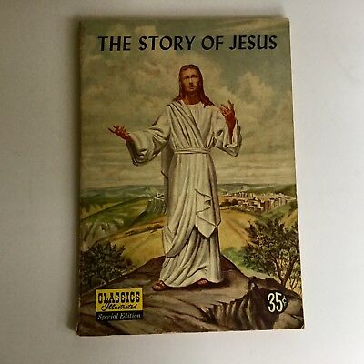 Vintage 1955 Classics Illustrated Special Edition original