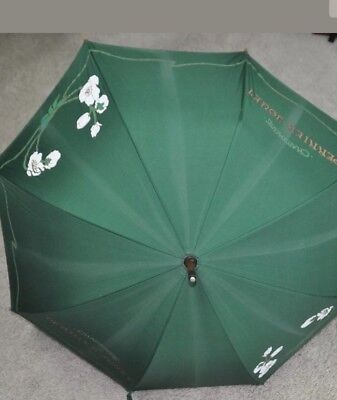 Vintage CHAMPAGNE PERRIER JOUET UMBRELLA.New&NeverUsed REDUCED PRICE!! $100value