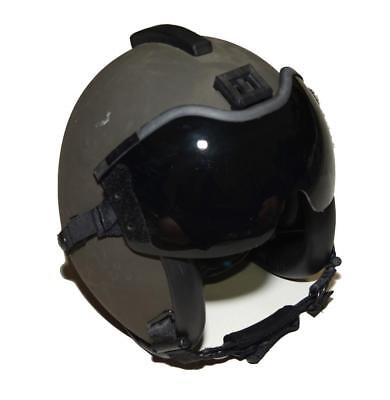 Gentex HGU-84 US Military USMC Navy Pilot Rotary Wing Helicopter Flight Helmet
