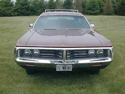 1972 Chrysler Town & Country  1972 Chrysler Town and Country 9 passenger Station Wagon