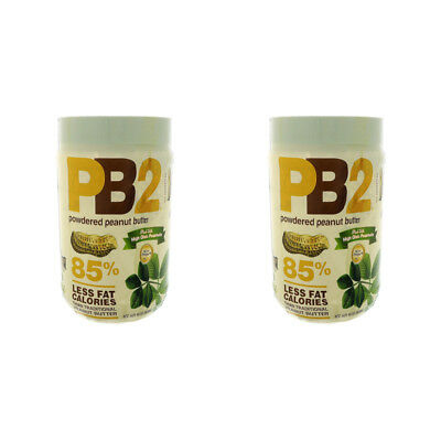 2X Bell Plantation Pb2 Powered Peanut Butter Natural Gluten Free Food Groceries