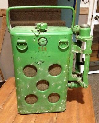 WW2 US Navy Mk III Rebreather Apparatus for Aircraft.