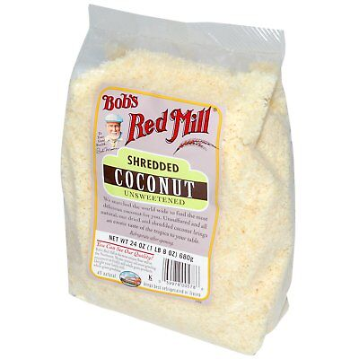 Bob s Red Mill  Shredded Coconut  Unsweetened  24 oz  680 g