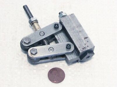 Knurling Tool For Use On the Emco Compact 5 Mini Lathe or Similar
