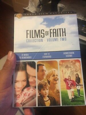 Films of Faith Collection Vol. 2 A Walk to Remember / Pay It Forward / Hometown