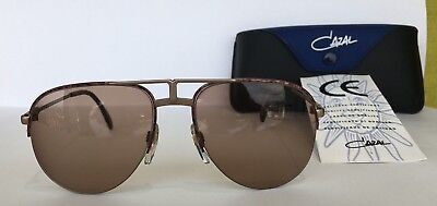 Cazal 717 33 Vintage Sunglasses Eyeglasses Made in W. Germany NOS (stock 018)