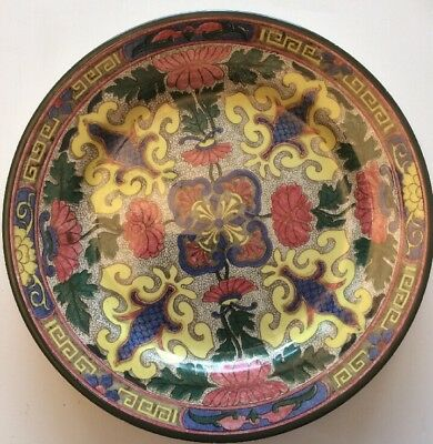Vintage Royal Doulton Seriesware  - Persian Islamic Inspired Plate - Lovely!