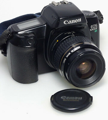 Canon EOS 1000F/N inkl. Canon Zoom 4,0-5,6/35-80mm