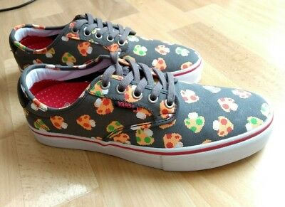 Vans Nintendo *Chima Ferguson* *NEU* 40,5 Authentic Mario oldschool
