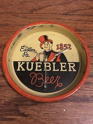 Kuebler Brewing Company Tip Tray (Easton, PA)