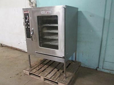 """""""MARKET FORGE MFCE 101S"""" HD COMMERCIAL-NSF- 208V 3Ph ELECTRIC COMBI OVEN w/STAND"""