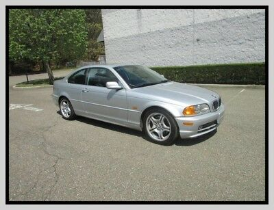 3-Series 330Ci 2001 BMW 3 Series 330Ci Sport Coupe