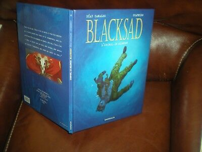 Blacksad N°4 L'enfer, Le Silence - Edition Originale Septembre 2010