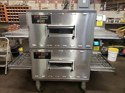 Middleby Marshal Ps640G Wow Conveyor Ovens