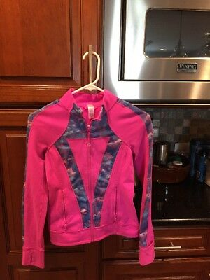 IVIVVA size 12 Perfect Your Practice jacket
