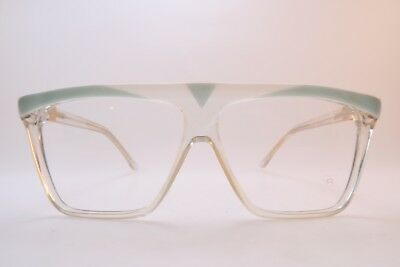 Vintage 80s Laura Biagiotti NOS eyeglasses frames Mod OXSOL made in Italy *****