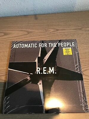 """12"""" Vinyl-LP: R.E.M. - Automatic for the People - 25st Anniversery Vinyl"""