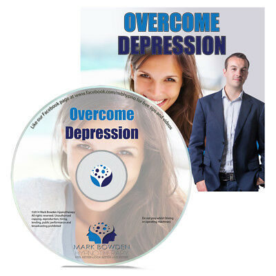 How To Deal With And Overcome Depression Self Hypnosis CD Natural Hypnotherapy