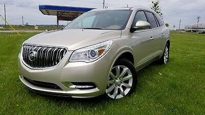 2016 Buick Enclave Premium 2016 Buick Enclave Premium package DVD loaded like new rebuilt title SAVE !!!