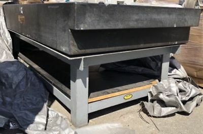 """Ace Granite Surface Plate Company Granite Table w/ Stand 48"""" x 96"""""""