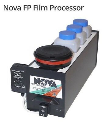 Nova Lab Black and white Colour film Processor FP 2/1