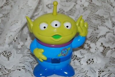 1999  Disney~Original TOY STORY~ ALIEN GUMBALL BANK, FLIX , NEW!