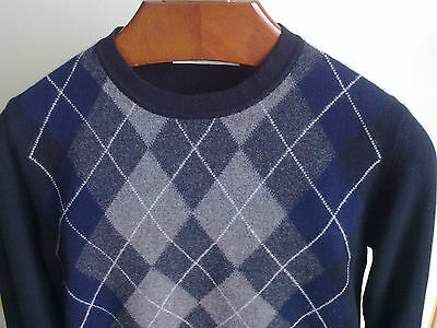 Pullover PRINGLE OF SCOTLAND,Made in Italy,BLACK,100%CACHEMIRE,FITS S/M-46/48