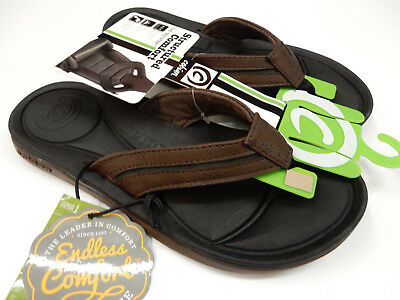 NEW MEN COBIAN SANDALS TOFINO BOLSTER BLACK ORIGINAL FREE SHIPPING  18-001