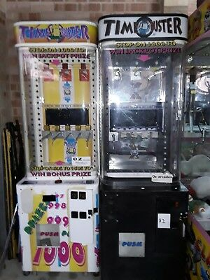 skill tester/ time buster arcade machine X2