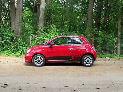 2015 Fiat 500 Pop 2015 Fiat 500 with warranty! great condition! great gas mileage!