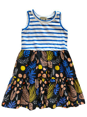 Anthem of the Ants Toddler /& Girls Cotton Sleeveless Dress 2T-6 NWT Pink Print