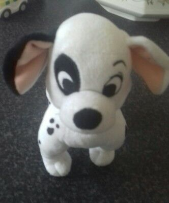 Disney store exclusive 101 Dalmatian Lucky puppy dog plush soft toy