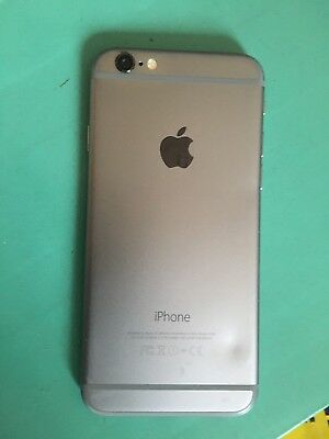 Broken Screen, Waterlogged Parts only - DOES NOT POWER UP  iPhone 6