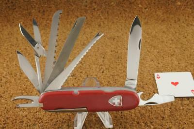 Pre 1961, VG / EXCELLENT Vintage Wenger Wengerinox [Victorinox] Swiss Army Knife