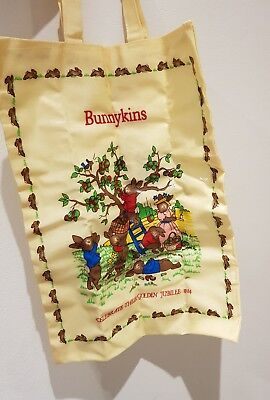 Bunnykins 1984 anniversary Mother's Bag