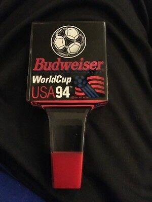 Budweiser World Cup USA 94 Beer Tap Handle