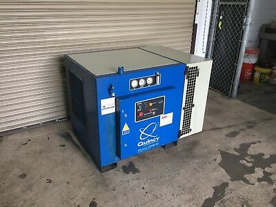 Quincy QMB-25 - 25 HP Rotary Screw Air Compressor DEMO VIDEO