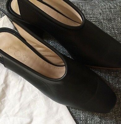 Cos Leather heels Size 37