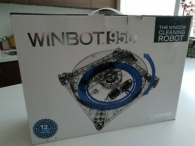 ECOVACS ROBOTICS WINBOT 950 - Window Cleaning Robot With SMART DRIVE System