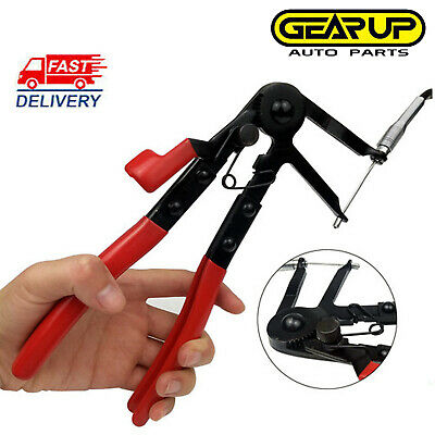 Heavy Duty Cable Flexible Wire Hose Clamp Pliers Car Repairs Removal Tools Batu