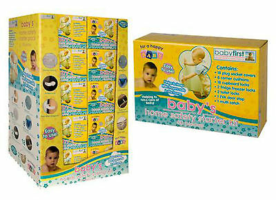 Baby Proofing Home Safety Set - 50 Piece Inc Locks/socket Covers -Toddler/child