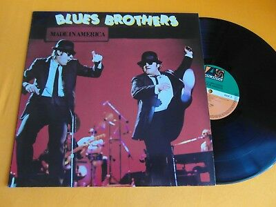 Lp   Blues Brothers  -  Made In America  (Orig.1980)  Vg +