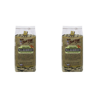 2X New Bob's Red Mill Wild Brown Rice Grain Cooking Daily Lunch Mix Daily Whole