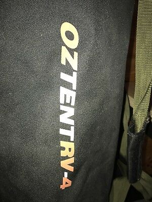 Oztent Rv4 Package Including Fly, Deluxe Walls.only used twice.excellent conditi