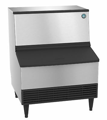 Hoshizaki KM-300BAJ, Ice Maker, Air-cooled, Self Contained, Built in Storage Bin