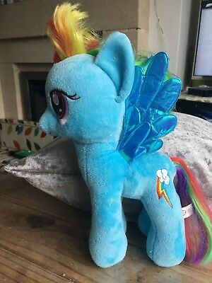 Large My Little Pony Rainbow Dash Plush Toy